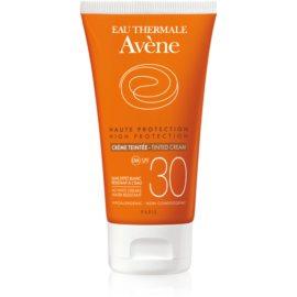 Avène Sun Sensitive crème teintée protectrice visage SPF30  50 ml