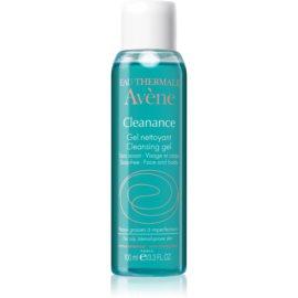 Avène Cleanance gel limpiador para pieles problemáticas y con acné  100 ml