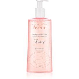 Avène Body nežni gel za prhanje za občutljivo kožo  500 ml