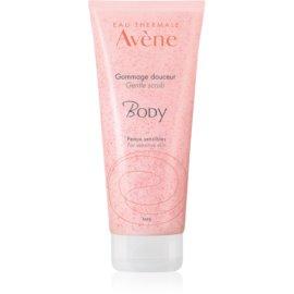 Avène Body exfoliante limpiador para pieles sensibles  200 ml