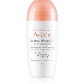 Avène Body dezodorant roll-on za občutljivo kožo  50 ml