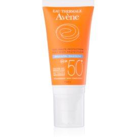 Avène Sun Sensitive emulsión solar SPF 50+  50 ml