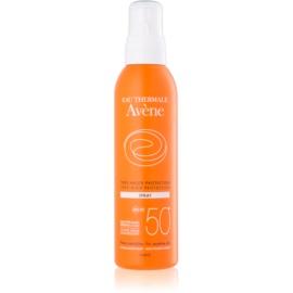 Avene Sun Sensitive Sun Spray SPF 50+  200 ml