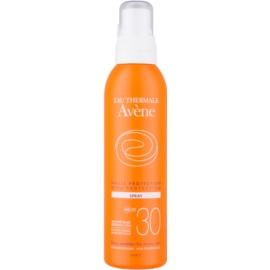 Avène Sun Sensitive védő spray SPF 30  200 ml