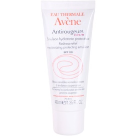 Avène Antirougeurs Day Emulsion For Sensitive Skin Prone To Redness SPF 20  40 ml