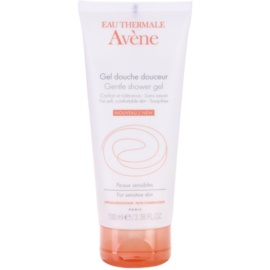 Avène Body Care Silky Shower Gel For Sensitive Skin  100 ml