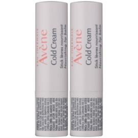 Avène Cold Cream baume à lèvres 2 pcs  2 x 4 g