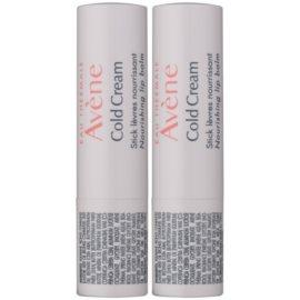 Avène Cold Cream bálsamo de lábios 2 pçs  2 x 4 g