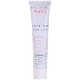 Avène Cold Cream krem do bardzo suchej skóry  40 ml