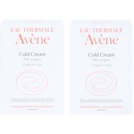 Avène Cold Cream Soap For Dry To Very Dry Skin  2 x100 g