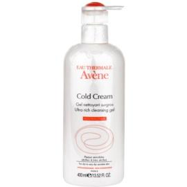 Avène Cold Cream čisticí gel pro velmi suchou pokožku  400 ml