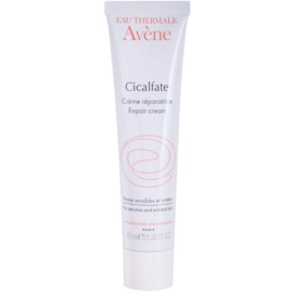 Avène Cicalfate Restorative Cream For Face And Body  40 ml