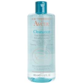 Avène Cleanance eau micellaire nettoyante pour peaux à problèmes, acné  400 ml
