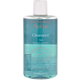 Avène Cleanance Cleansing Gel For Problematic Skin, Acne  200 ml
