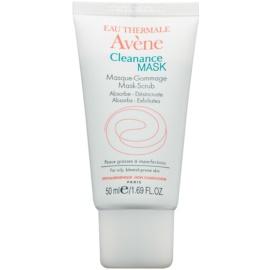 Avène Cleanance exfoliační maska pro problematickou pleť, akné  50 ml