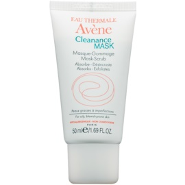 Avène Cleanance Masque Exfoliating Absorbing for Problematic Skin, Acne 50 ml