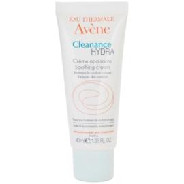 Avène Cleanance Hydra crema calmante con efecto humectante  40 ml