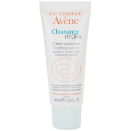 Avène Cleanance Hydra Soothing Cream With Moisturizing Effect  40 ml