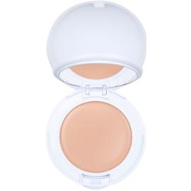 Avène Couvrance make-up compact pentru ten mixt si gras culoare 01 Porcelain SPF 30  10 g