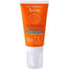 Avène Cleanance Solaire слънцезащита за кожа, склонна към акне SPF 50+  50 мл.