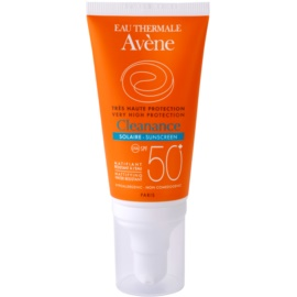 Avène Cleanance Solaire Sun Protection for Acne-Pro Skin SPF50+  50 ml
