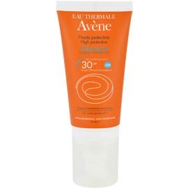 Avène Cleanance Solaire nap elleni védelem aknés bőrre SPF 30  50 ml
