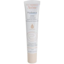 Avène Hydrance crème légère hydratante unifiante pour peaux sensibles normales à mixtes teinte Natural SPF 30  40 ml