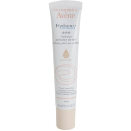 Avène Hydrance creme hidratante leve e unificante para pele normal a mista sensível tom Natural SPF 30  40 ml