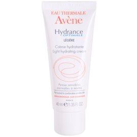 Avène Hydrance crema hidratante para pieles normales y mixtas  40 ml