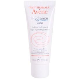Avène Hydrance Feuchtigkeitscreme für normale Haut und Mischhaut  40 ml