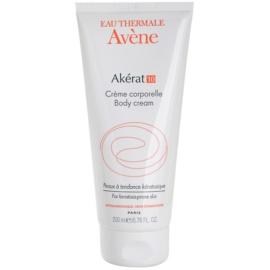 Avène Akérat крем за тяло за лющеща се и загрубяла кожа  200 мл.