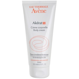 Avene Akérat Body Cream for Scaly and Hardened Skin  200 ml