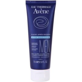Avène Men fluido after shave para piel sensible, normal a mixta  75 ml