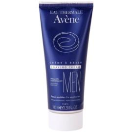 Avène Men crème à raser pour peaux sensibles  100 ml