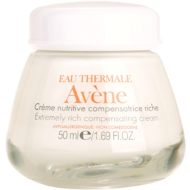 Avène Skin Care crème extra-nourrissante pour peaux sensibles et sèches  50 ml