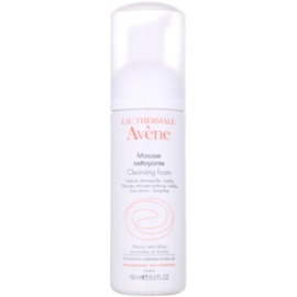 Avène Skin Care mousse de limpeza para pele normal a mista  150 ml
