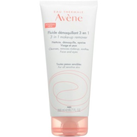 Avène Skin Care Make-up Remover Fluid 3 In 1  200 ml