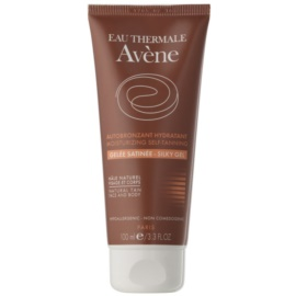 Avène Sun Self Tanning Self Tan Gel For Face And Body  100 ml