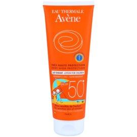 Avène Sun Kids προστατευτική παιδική λοσιόν SPF50+  250 μλ
