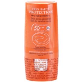 Avène Sun Sensitive tyčinka na citlivá místa SPF 50+  8 g
