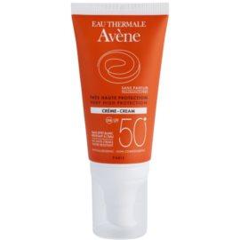 Avène Sun Sensitive Bräunungscreme mit SPF 50+ Nicht parfümiert  50 ml