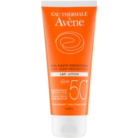 Avene Sun Sensitive Sun Body Lotion SPF 50+  100 ml
