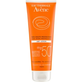 Avene Sun Sensitive Sun Body Lotion SPF 50+  250 ml