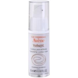 Avène YsthéAL crema de noche para contorno de ojos y labios  15 ml