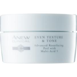 Avon Anew Clinical arctisztító peeling párnácskát egységesíti a bőrszín tónusait  30 m