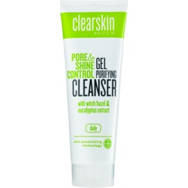 Avon Clearskin  Pore & Shine Control Cleansing and Softening Gel  125 ml