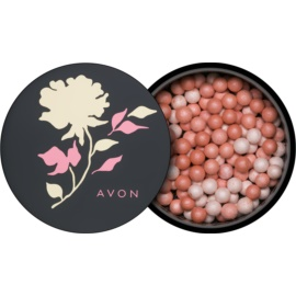 Avon Color Powder gyöngyök az arcra a ragyogó bőrért  22 g