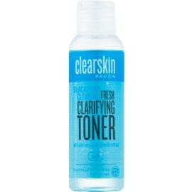 Avon Clearskin  Blackhead Clearing Cleansing Facial Water Anti-Blackheads  100 ml