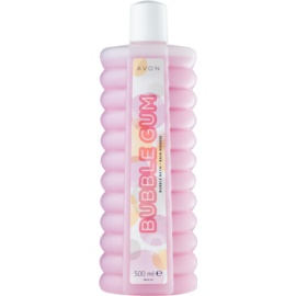 Avon Bubble Bath mousse pour le bain Bubble Gum 500 ml