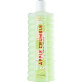 Avon Bubble Bath mousse de banho com aroma de maça  500 ml